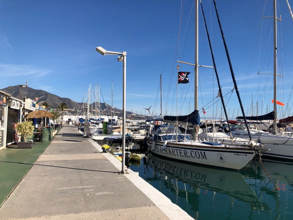 Fuengirola Harbour