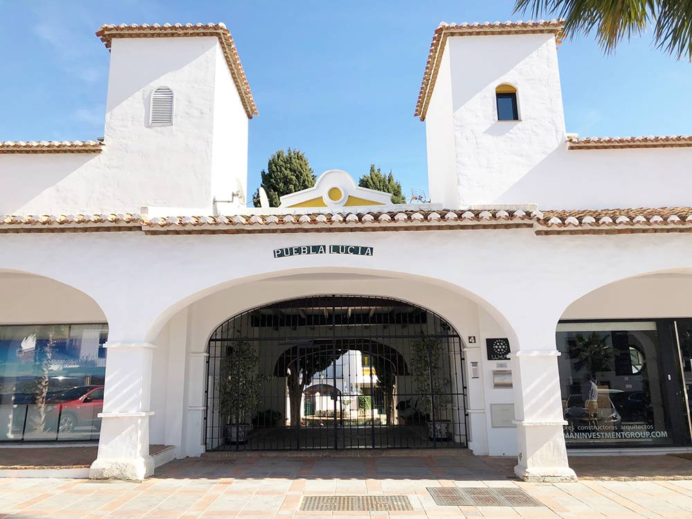 Puebla Lucia gate 4